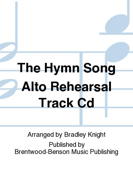 The Hymn Song Alto Rehearsal Track Cd