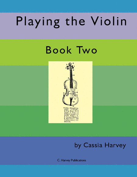 Playing the Violin, Book Two