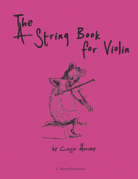 The A-string Book for Violin