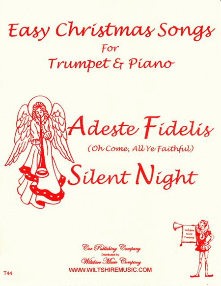 Easy Christmas Songs (Adeste Fidelis & Silent Night)