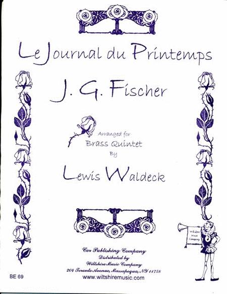 Le Journal du Printemps