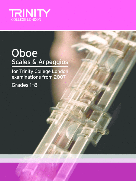 Oboe Scales and Arpeggios (Grades 1-8)