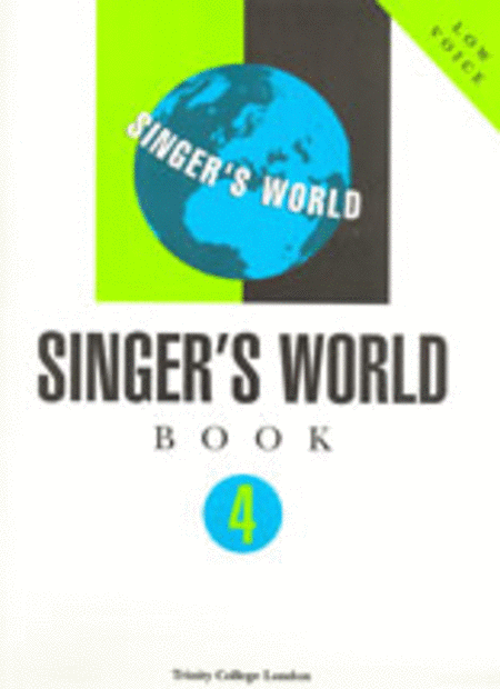 Singer's World Book 4 (low voice)