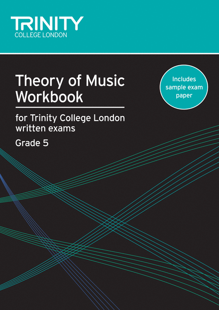 Theory of Music Workbook - 2007 (Grade 5)