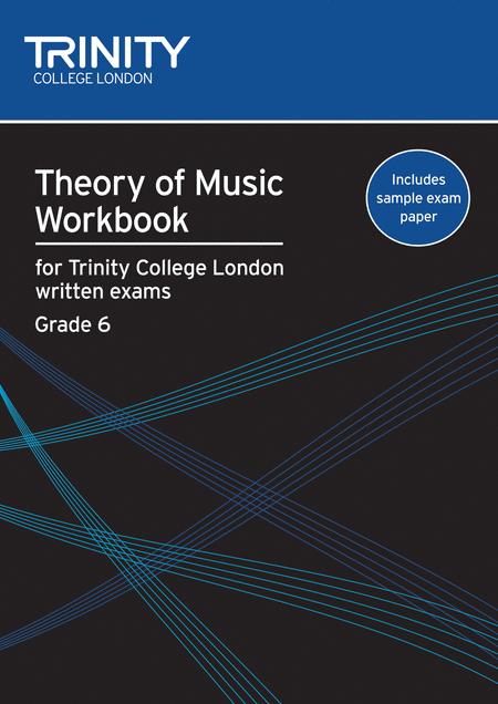 Theory of Music Workbook - 2009 (Grade 6)
