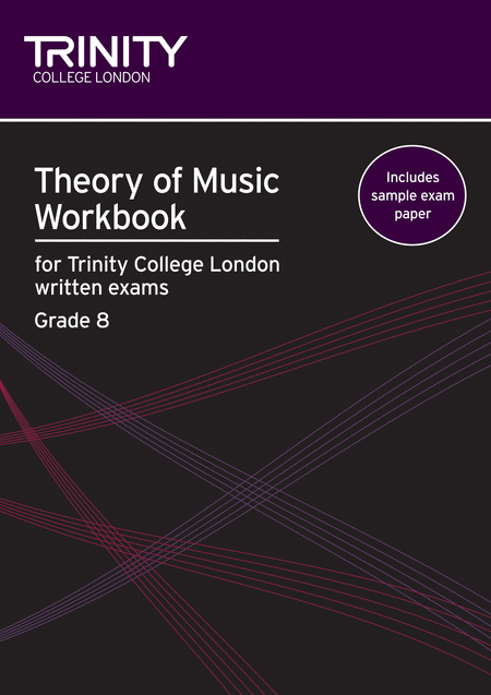 Theory of Music Workbook - 2009 (Grade 8)