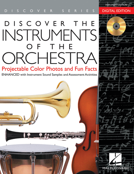 Discover the Instruments of the Orchestra: Digital Version