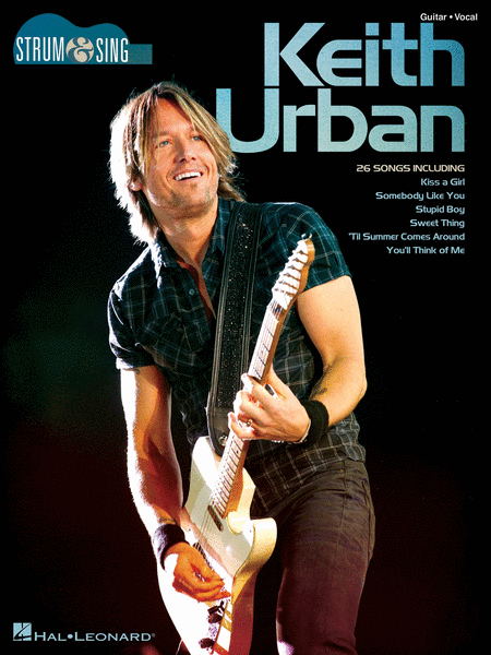 Keith Urban - Strum & Sing