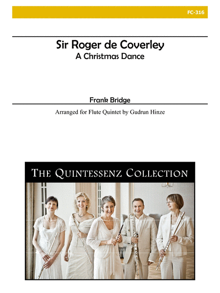 Sir Roger de Coverley - A Christmas Dance