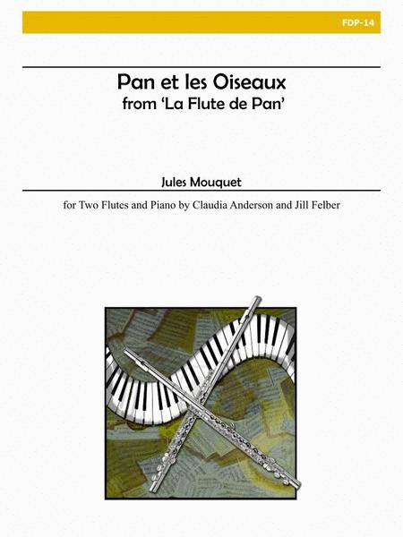 Pan Et Les Oiseaux From 'La Flute De Pan' Sheet Music By ...