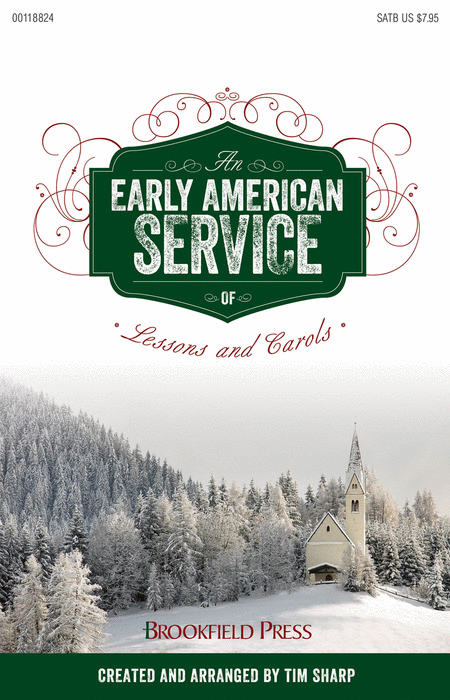 An Early American Service of Lessons and Carols