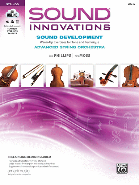 Sound Innovations for String Orchestra -- Sound Development (Advanced)