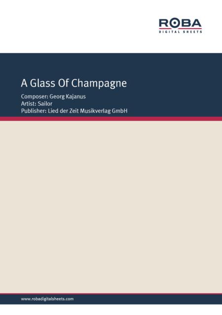 A Glas of Champagne