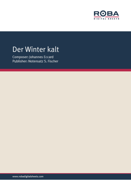 Der Winter kalt
