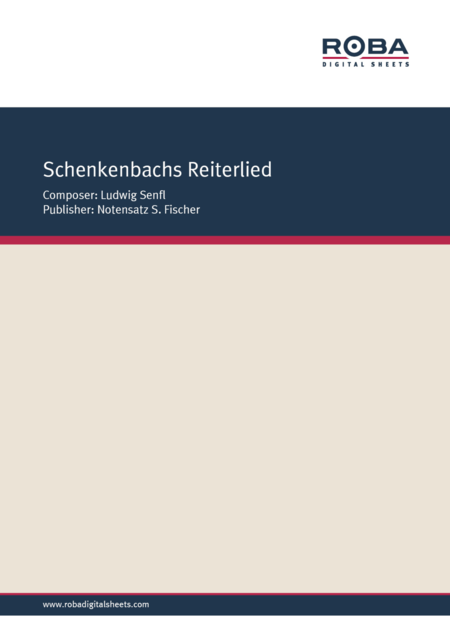 Schenkenbachs Reiterlied