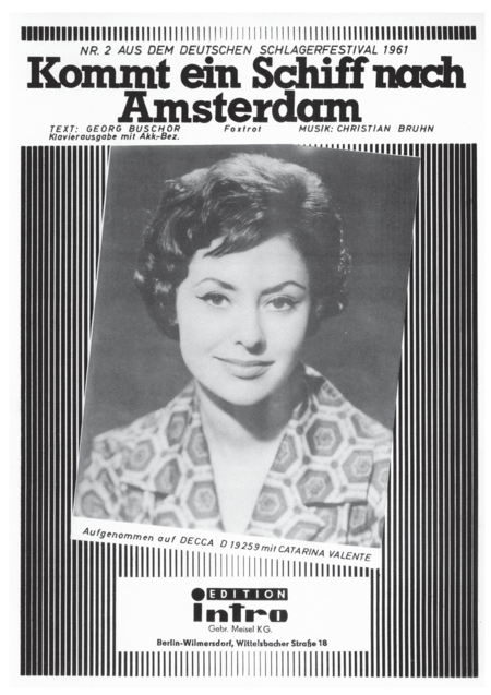 Kommt ein Schiff nach Amsterdam