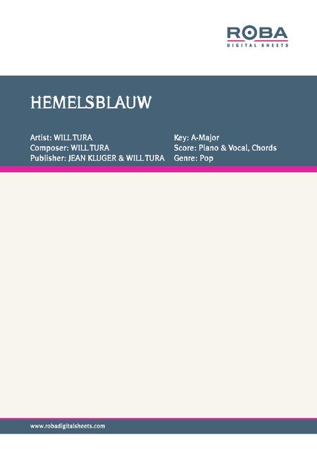 HEMELSBLAUW