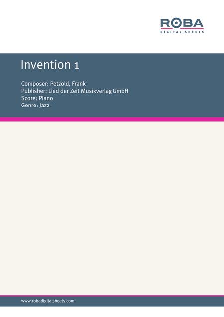 Invention 1