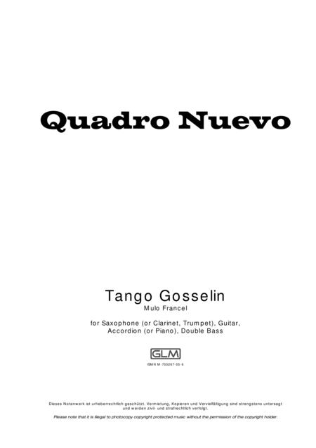 Tango Gosselin