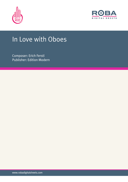 In Love with Oboes