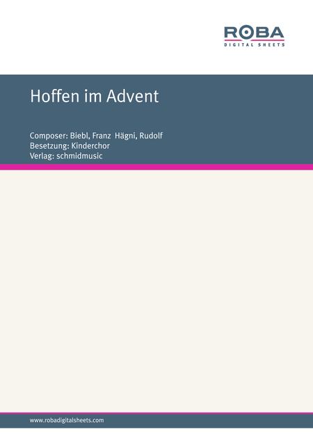 Hoffen im Advent