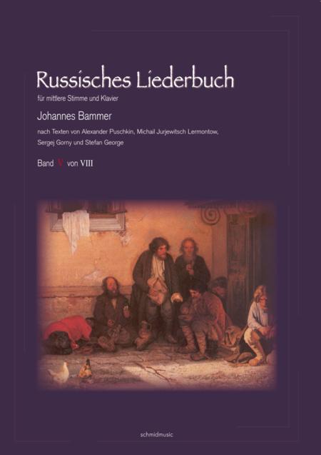 Russisches Liederbuch Band V