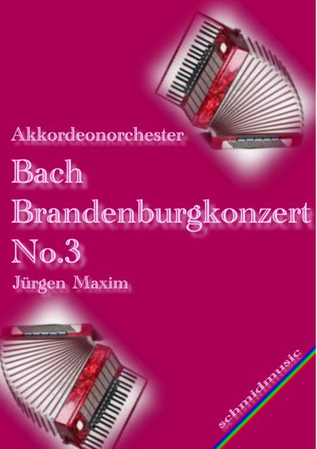 Brandenburgkonzert Nr. 3