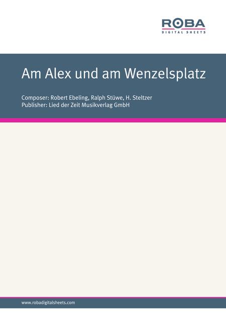 Am Alex und am Wenzelsplatz