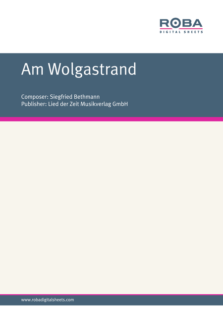 Am Wolgastrand