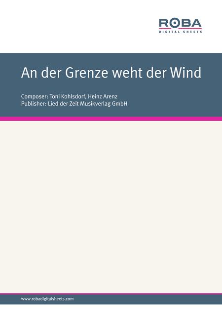 An der Grenze weht der Wind