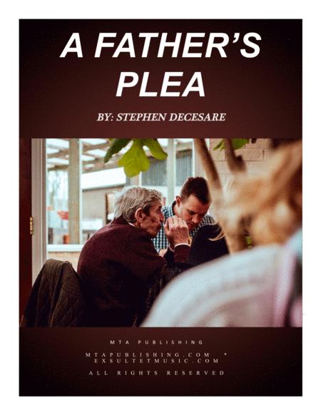 A Father's Plea