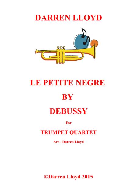 Le Petite Negre - Trumpet quartet