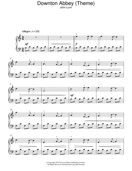 Downton Abbey (Theme)