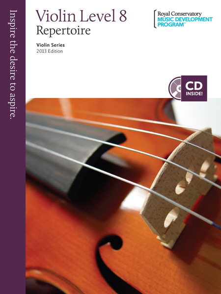 Violin Series: Violin Repertoire 8