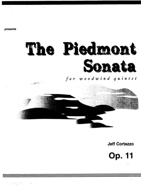 The Piedmont Sonata