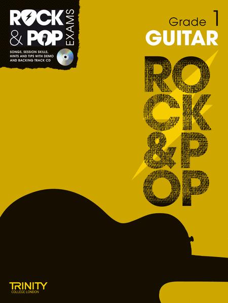 Trinity Rock & Pop Guitar - Grade 1