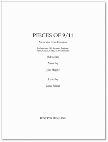 Pieces of 9/11 - chamber version
