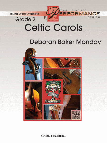 Celtic Carols, score and parts