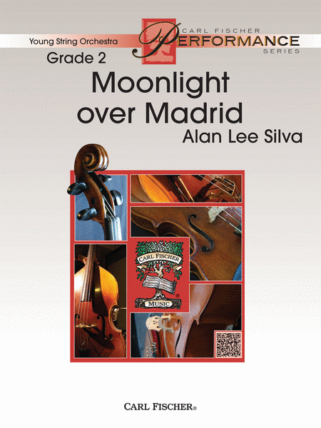 Moonlight Over Madrid, score and parts