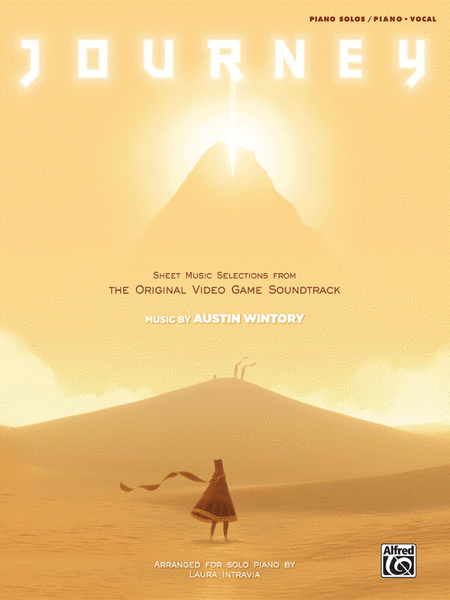 Journey Sheet Music Selections from the Original Video Game Soundtrack
