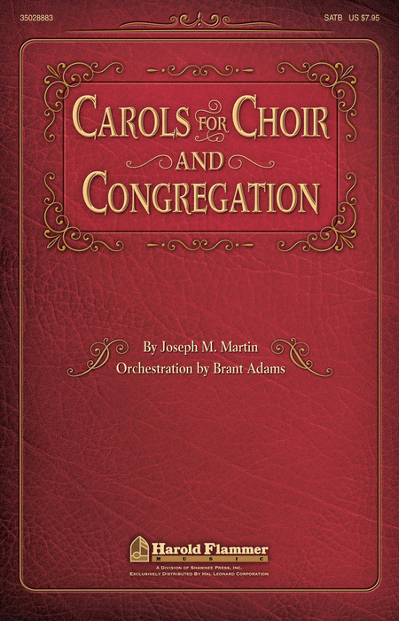 Carols for Choir and Congregation