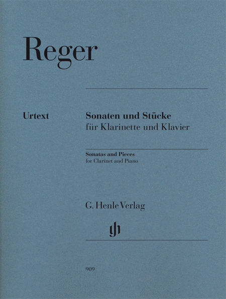 Max Reger - Sonatas and Pieces