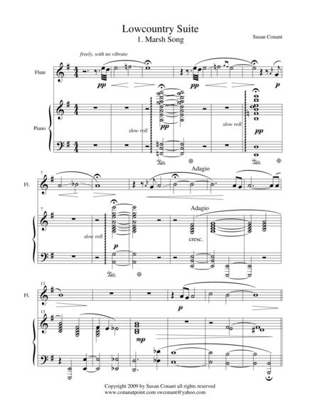 Marsh Song