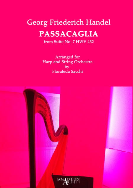 Passacaglia from Suite No. 7 HWV 432