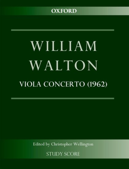 Concerto for Viola and Orchestra (1962)