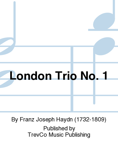 London Trio No. 1