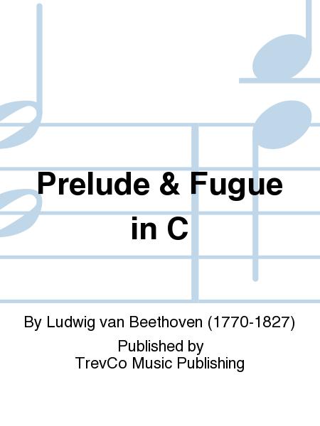 Prelude & Fugue in C