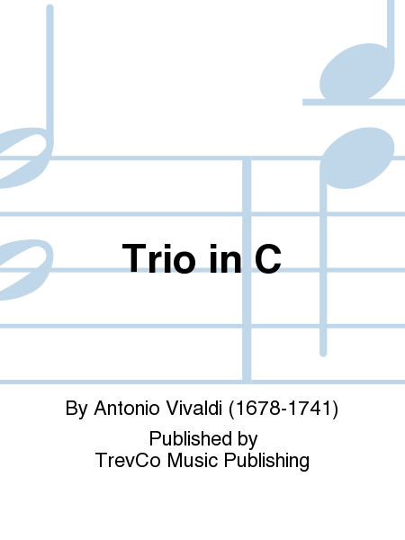 Trio in C