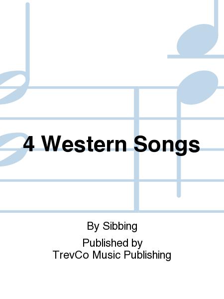 4 Western Songs