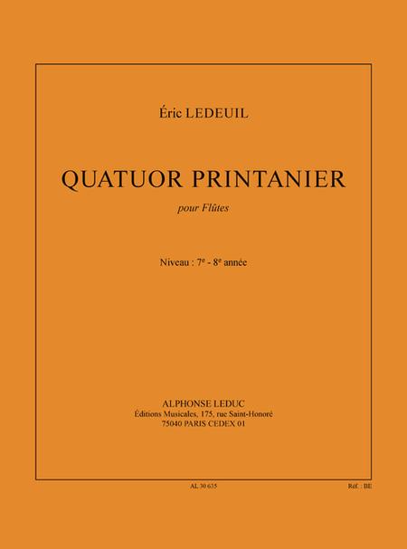 Quatour Printanier